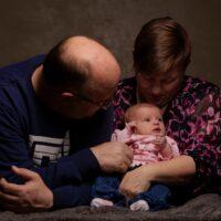 Gravid med fertilitetsakupunktur